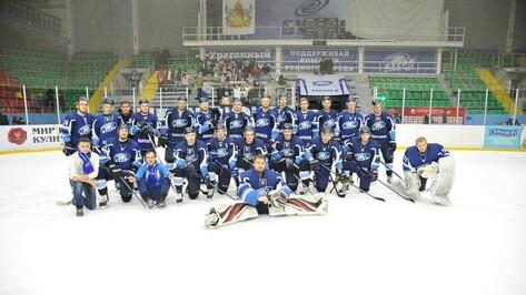 Хоккеисты воронежского «Бурана»: «У этой команды есть потенциал»