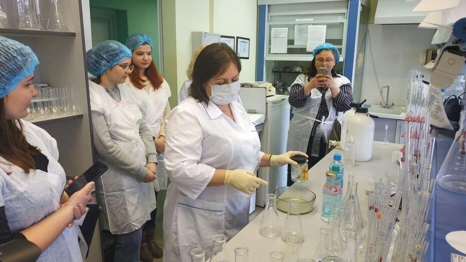 День водных ресурсов лаборатория «РВК-Воронеж» отметила акцией