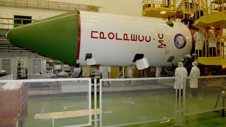 Видео крушения космического корабля с воронежским двигателем появилось в сети
