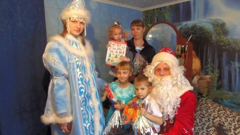 В Верхнемамонском районе подвели итоги акции «Хочу стать Дедом Морозом»