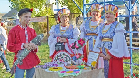 Лискинский фестиваль «По щучьему велению» собрал около 2 тыс зрителей