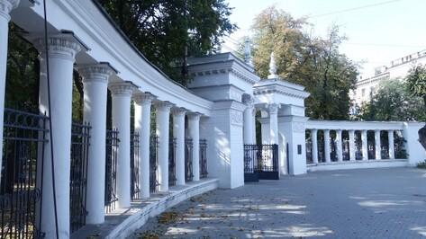 Парк «Орленок» в центре Воронежа оцепили после сообщения о бомбе