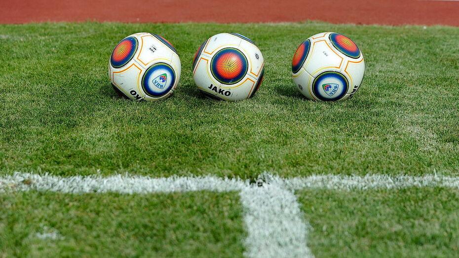 Легенды российского футбола провели мастер-класс для юных воронежских футболистов