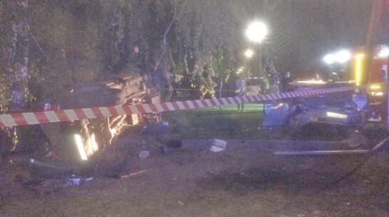 В Борисоглебске в аварии пострадали 6 человек