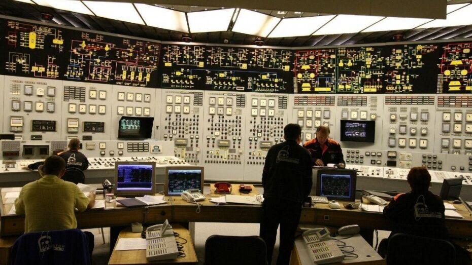 Энергоблок №5 Нововоронежской АЭС остановили для планового ремонта
