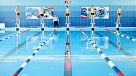 В Поворино открылся современный спорткомплекс с бассейном