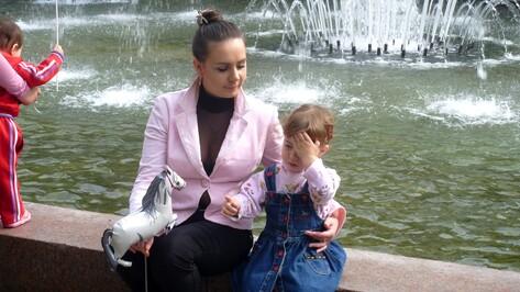 Музыкальный фонтан в Кольцовском сквере Воронежа заработает 1 мая