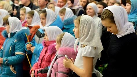 Воронежская полиция подготовилась к рождественским массовым мероприятиям