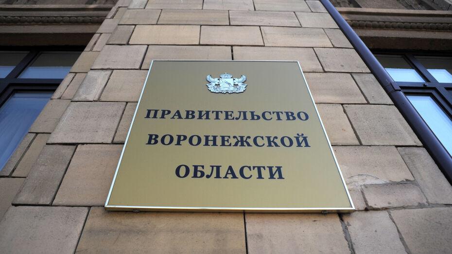 Алексей Аксенов стал зампредседателя правительства Воронежской области