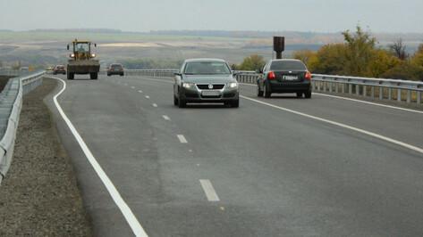 Качество воронежских дорог отметили на федеральном уровне