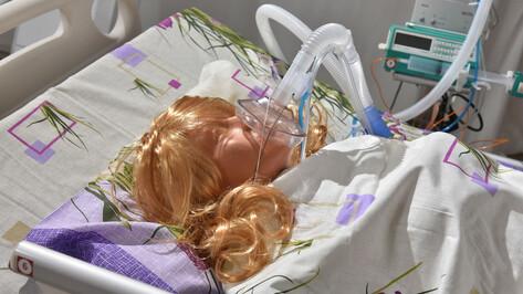 По поручению губернатора в Воронеже переместили кислородные концентраторы в 2 больницы