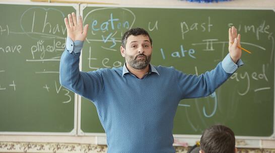 «В России меня держит судьба». Как палестинец Мутасем стал учителем воронежской школы
