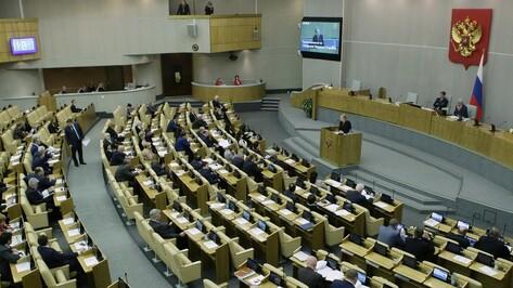 Обзор РИА «Воронеж»: сколько заработали депутаты Госдумы от Воронежской области