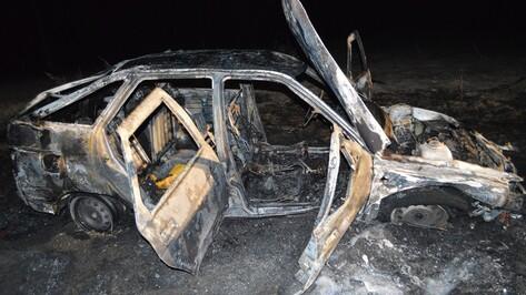 В Подгоренском районе в ДТП пострадали двое мужчин