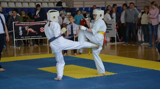 Открытое первенство Поворинского района по киокусинкай карате пройдет 4 апреля
