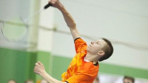 Воронежские юниоры завоевали 5 медалей на всероссийских соревнованиях по бадминтону