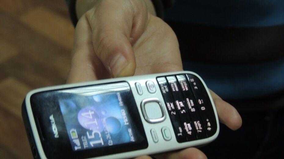 Житель Лисок, угрожая электрошокером ребенку, отнял у него телефон