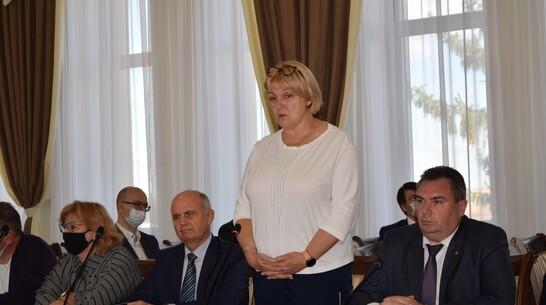 Главой Борисоглебского округа избрали Елену Агаеву