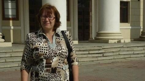 В Воронежской области пропала женщина