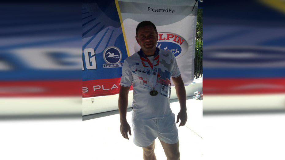 Воронежский полицейский завоевал бронзовую медаль на Всемирных играх в Лос-Анджелесе