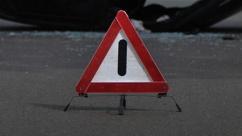 В Воронеже водитель «Ауди» сбил пешехода