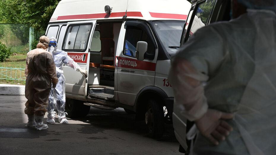 От коронавируса в Воронежской области скончался еще 1 пациент