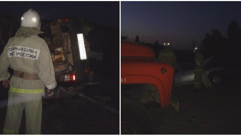 В Воронежской области при столкновении двух «ВАЗов» погибли водители