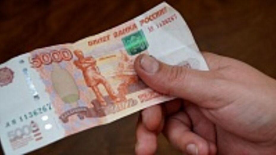 Житель Поворинского задержан полицейскими при попытке дать взятку