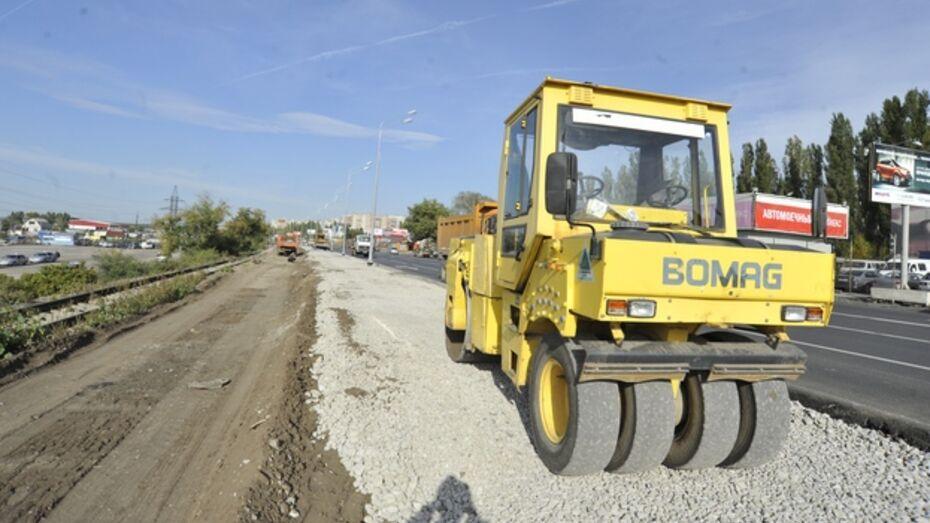 В текущем году в Воронеже и области отремонтируют 433 дороги