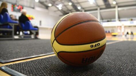Воронежские баскетболисты проиграли «Тамбову»