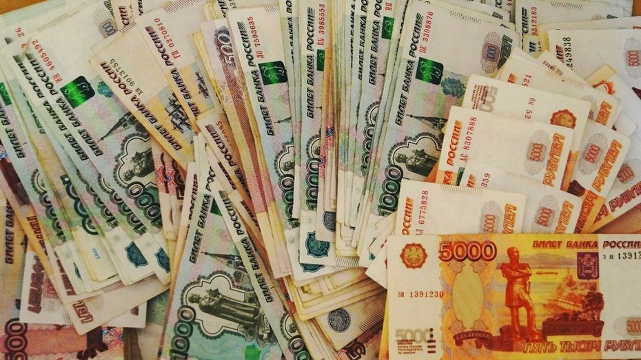 В Грибановке задержали подозреваемого в краже 400 тыс рублей