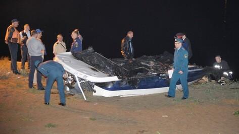 Следователи прекратили дело о гибели троих воронежцев при взрыве катера