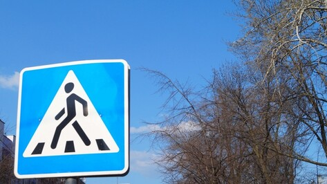 Под Воронежем водитель грузовика насмерть сбил пешехода