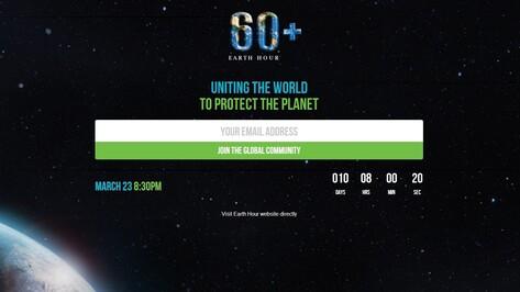 В Воронеже, как и в других городах всего мира, готовятся к Часу Земли