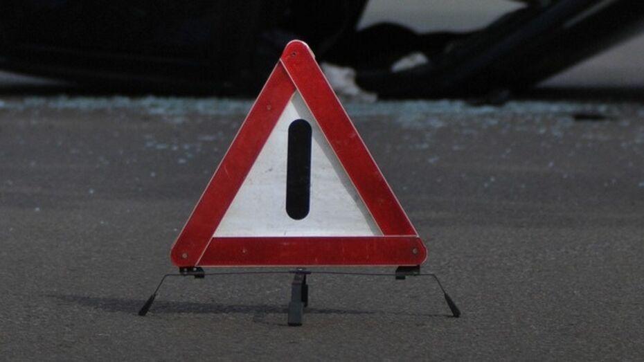 В Воронеже в день снегопада произошло почти 200 ДТП