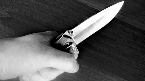 В Воронеже 16-летний школьник напал с ножом на мать и бабушку