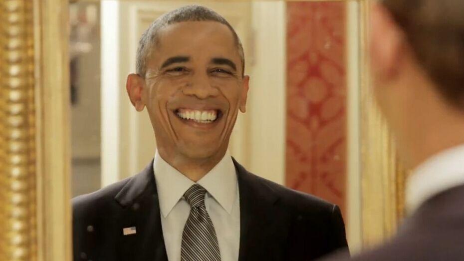 Барак Обама снялся в юмористическом ролике в поддержку реформы здравоохранения