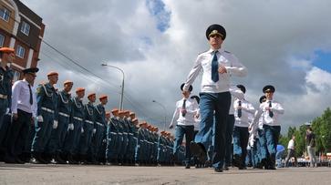 Воронежский институт МЧС выпустил 195 специалистов