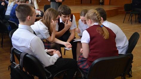 В Поворино прошла районная игра учащихся «Что? Где? Когда?»
