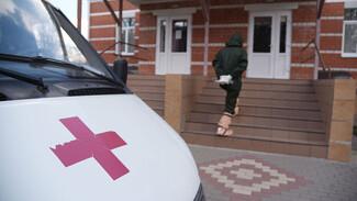За сутки от COVID-19 скончались 17 жителей Воронежской области