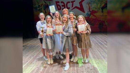 Борисоглебские вокалисты получили Кубок России на творческом чемпионате «Мелодия»