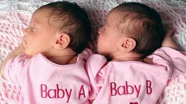 С начала года в Воронеже родилось 54 двойни и одна тройня