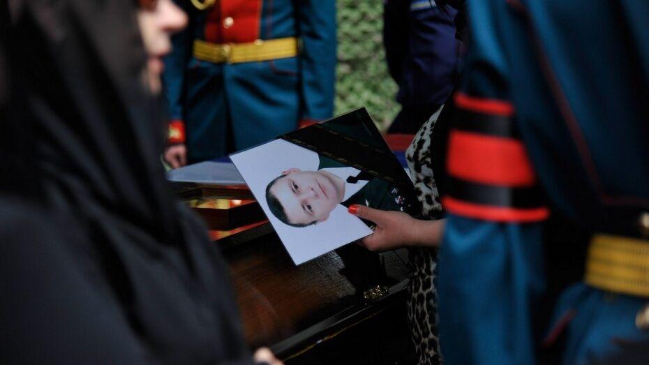 Имя погибшего в Сирии воронежца увековечат на памятнике воинам-интернационалистам