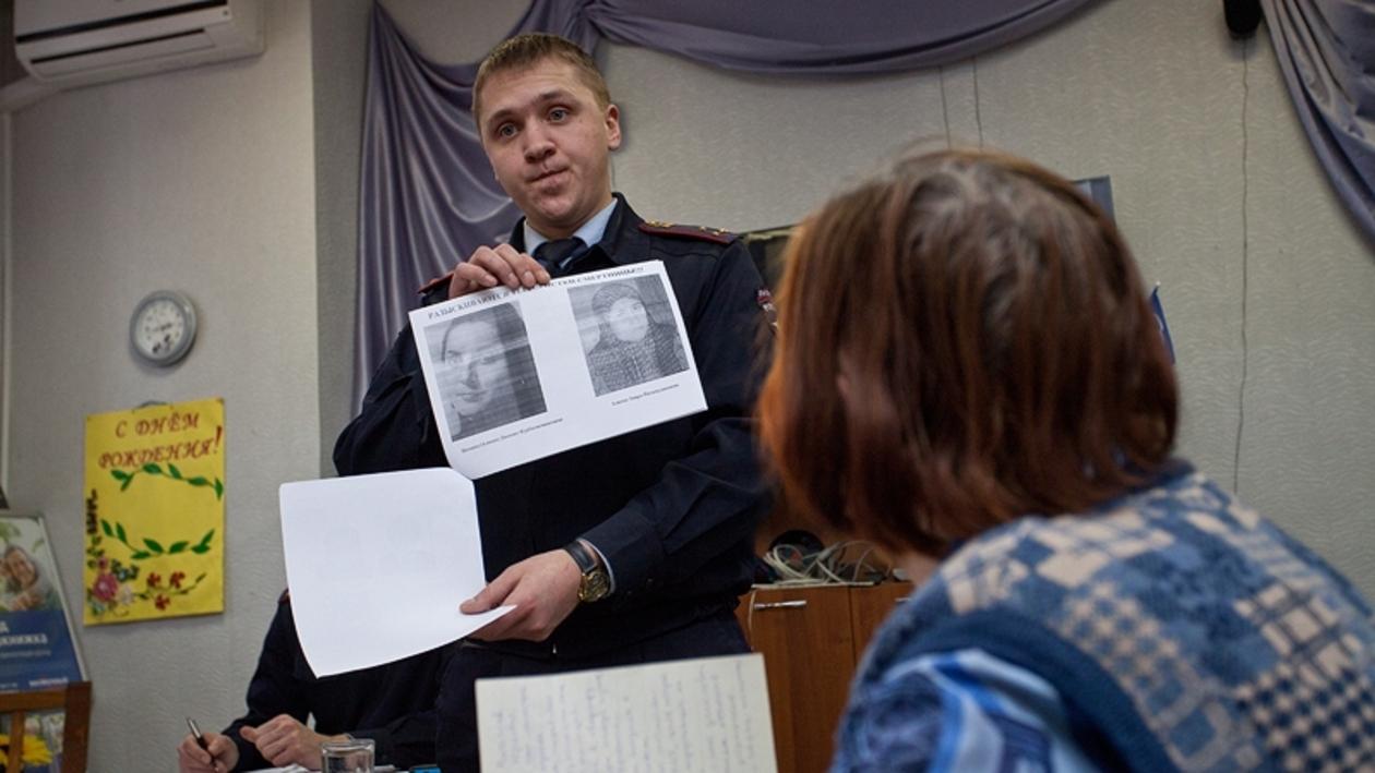 Воронежских пенсионеров учат отбиваться от мошенников-гипнотизеров и понимать божьи заповеди