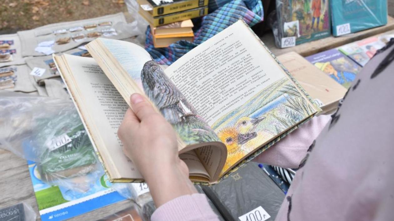 Книжный Воронеж. Букинистический рынок города