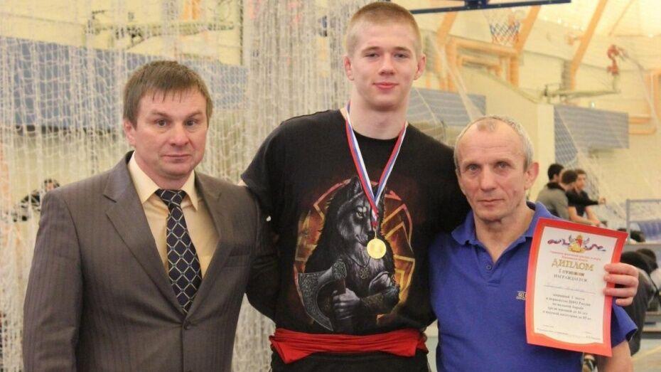 Воронежский спортсмен завоевал «серебро» на первенстве Европы по вольной борьбе
