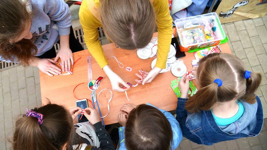 Бронирование путевок на отдых в воронежских детских лагерях стартует 19 апреля