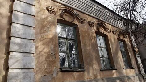 За реставрацией Дома Гарденина в Воронеже проследят краеведы и архитекторы