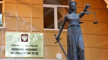 Трое воронежских судей выдвинули свои кандидатуры на пост председателя облсуда