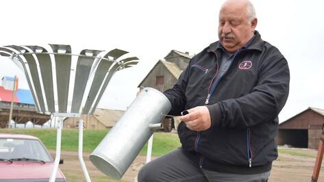 В Богучарском районе заработал первый частный метеопост